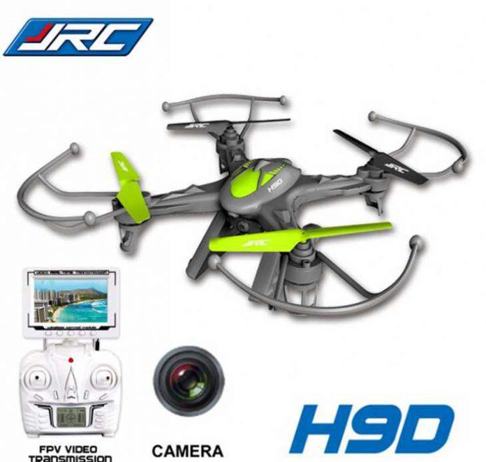drone JJRC H9D