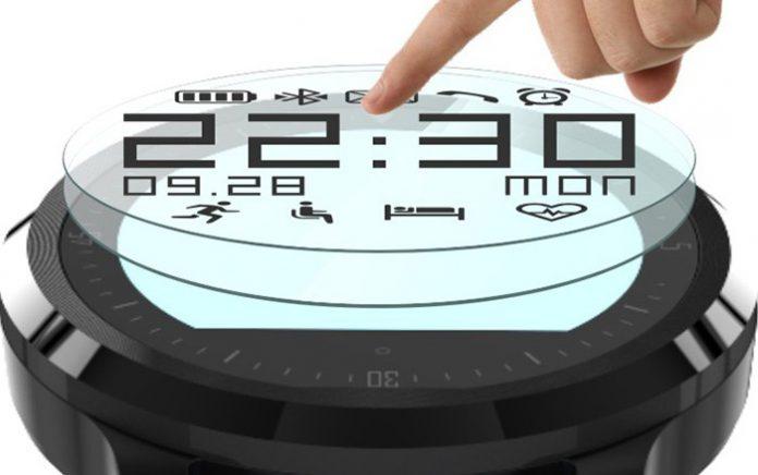 F68 Smartwatch