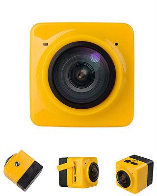 Caméra d'action Cube 360