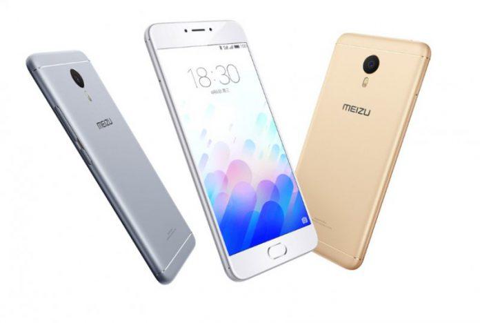 VoiciVoici le smartphone Meizu M3 Note