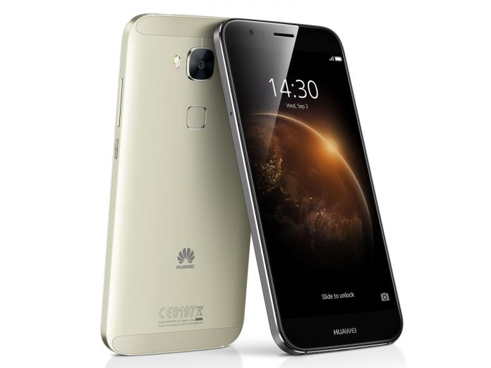Huawei GX8 possède un design élégant