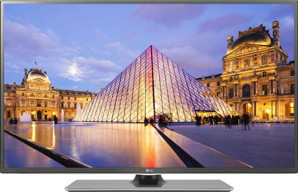 La smart TV LG 42LF562V afffiche des images de qualité