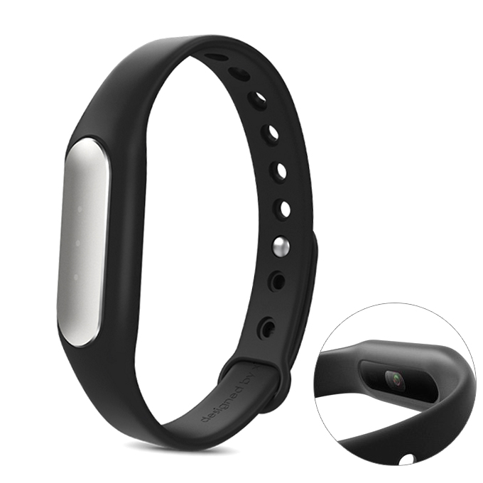 Le bracelet connecté Xiaomi Mi Band 1S