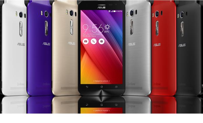 Gamme Asus Zenphone