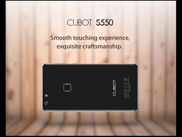Cubot S550