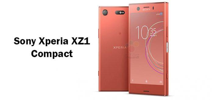 Sony XperiaXZ1 Compact