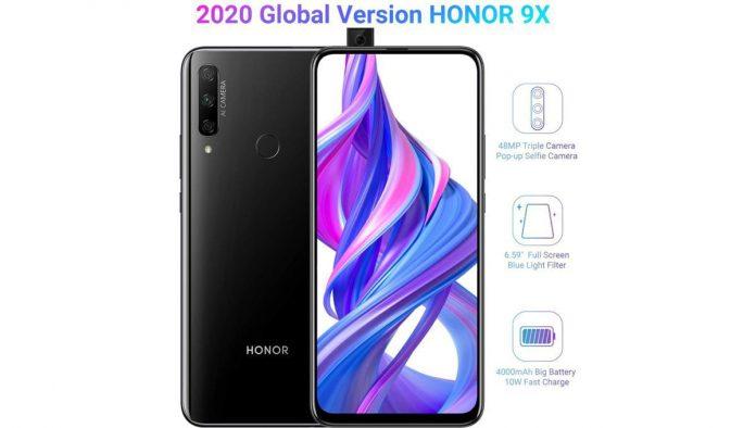 Honor 9X 128 Go