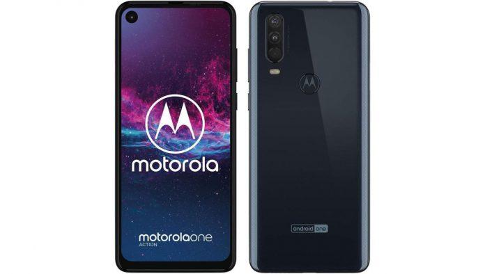 Motorola One Action 128 Go