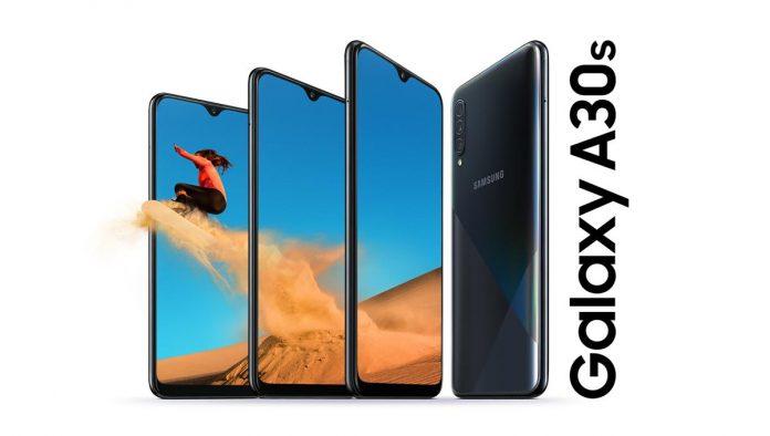Samsung Galaxy A30s 64 Go