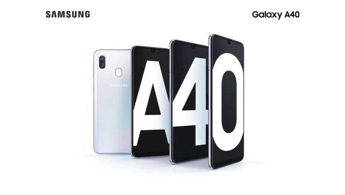 Samsung Galaxy A40 64 Go