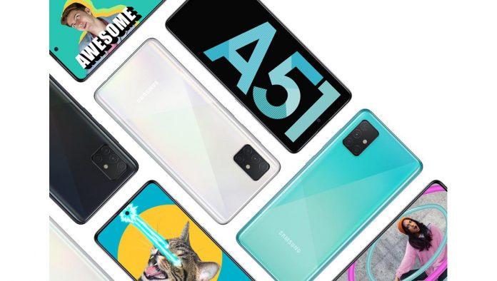 Samsung Galaxy A51 128 Go