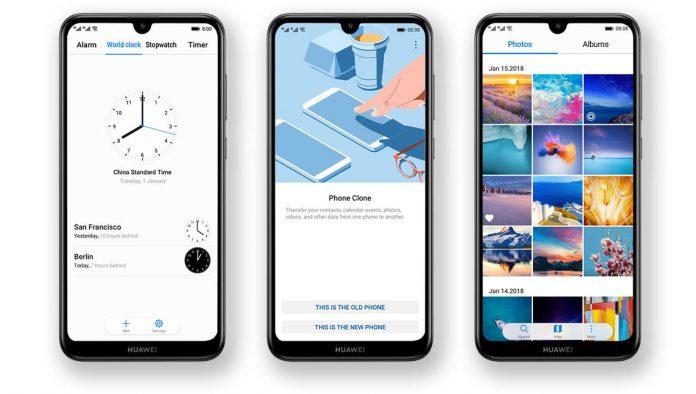 Huawei Y7 (2019) 32 Go