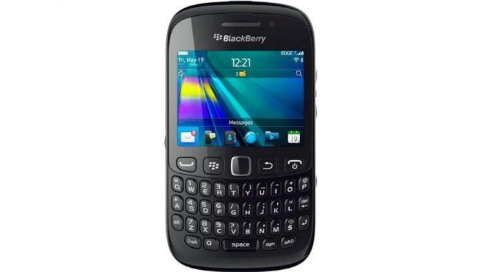 BlackBerry 9220 Curve 500 Mo