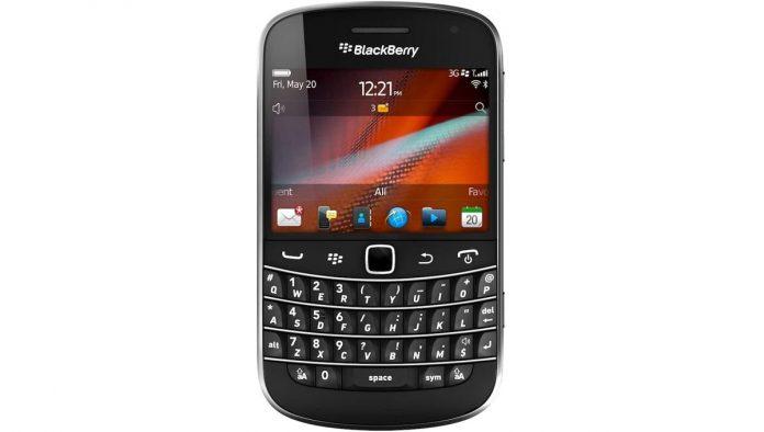 BlackBerry Bold 9900 sw 8 Go