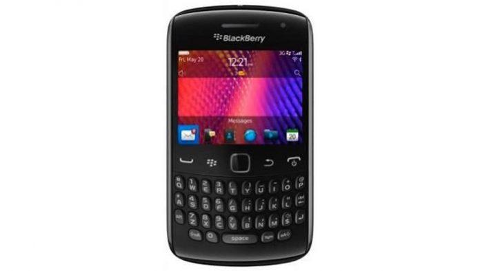 BlackBerry Curve 9360 500 Mo