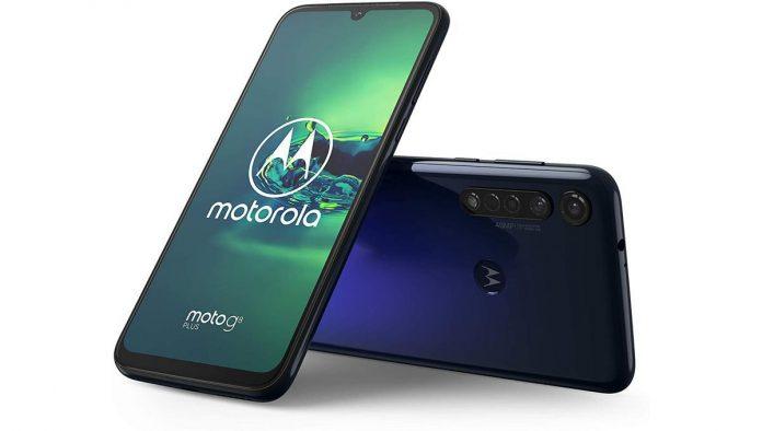 Motorola G8 plus 64 Go