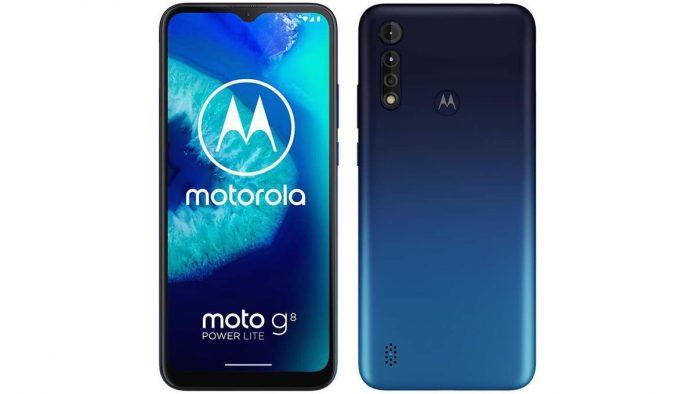 Motorola G8 Power Lite 64 Go