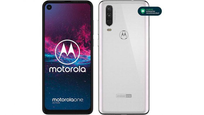 Motorola XT2013 128 Go