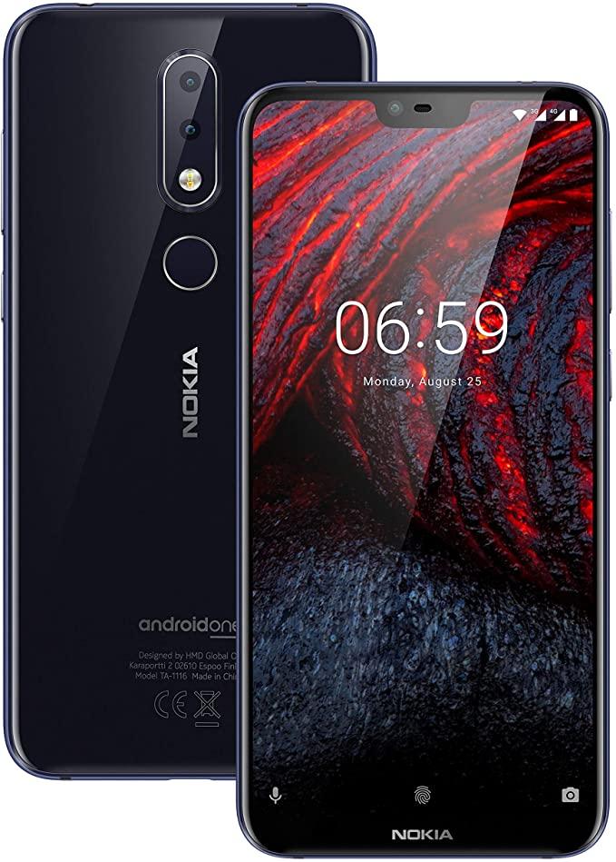 Nokia 6.1 Plus 4 Go