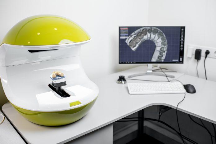 scanner 3d prix