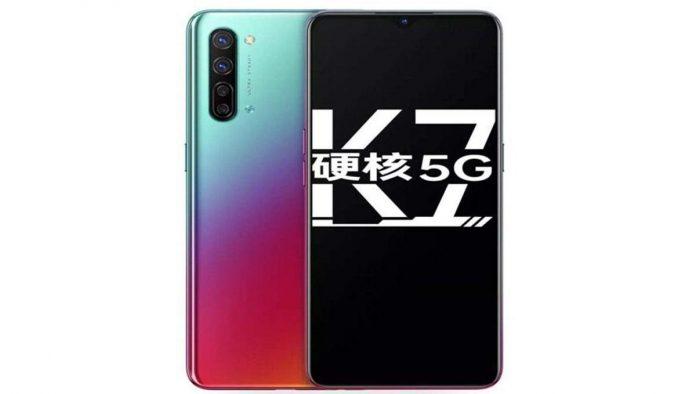 Oppo K7 5G 256 GB