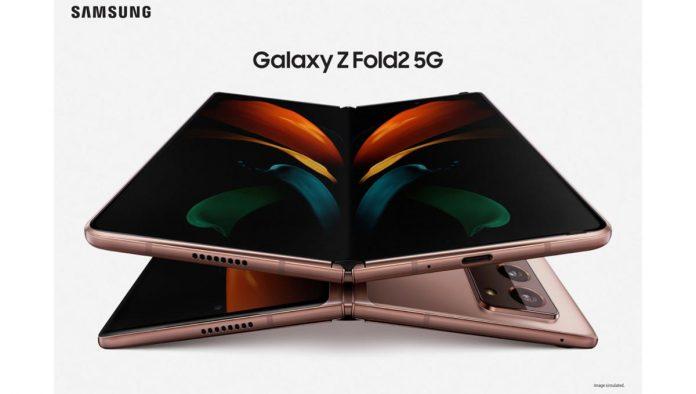Samsung Galaxy Z Fold2 5G 512 GB