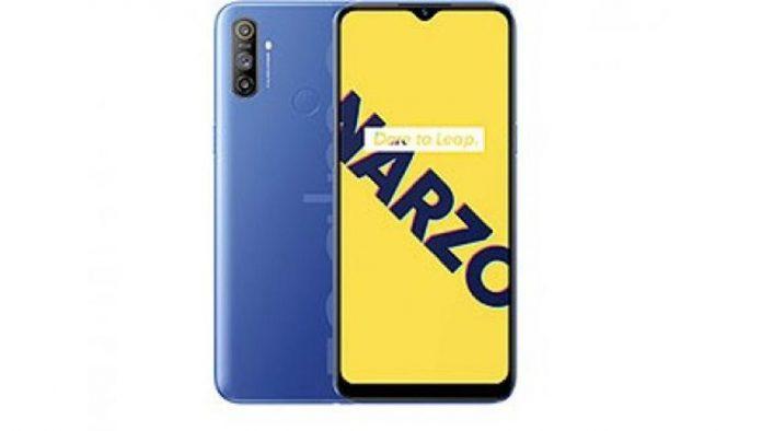 Realme Narzo 10A 64 GB
