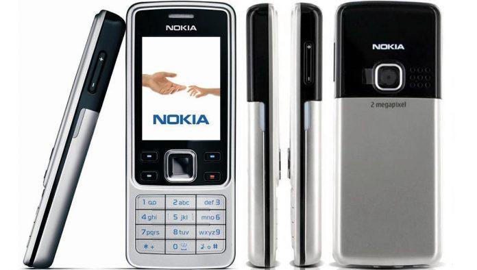 Nokia 6300 4G 4 GB