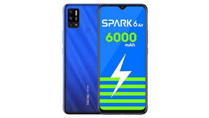 Tecno Spark 6 Go 64 GB