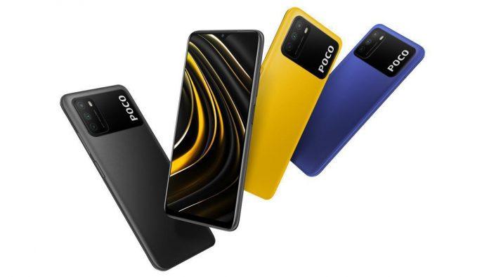Xiaomi Poco M3 128 GB