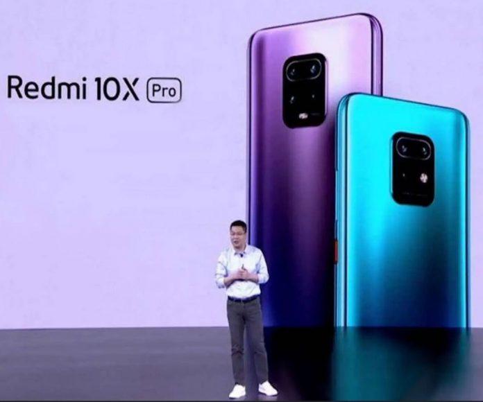 Xiaomi Redmi 10X Pro 5G 256 GB