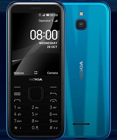 Nokia 8000 4G 4 GB
