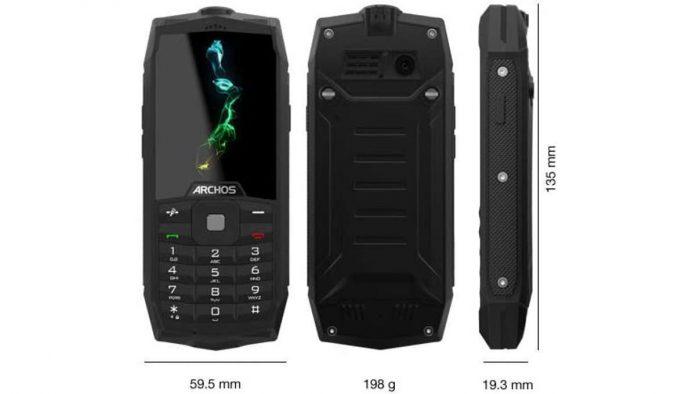 Archos Saphir 24F 16 GB