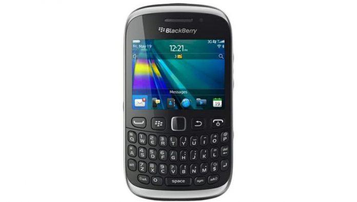 BlackBerry Curve 9320 512 Mo