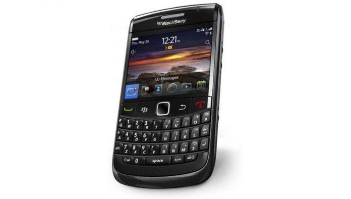 BlackBerry Bold 9780 512 Mo