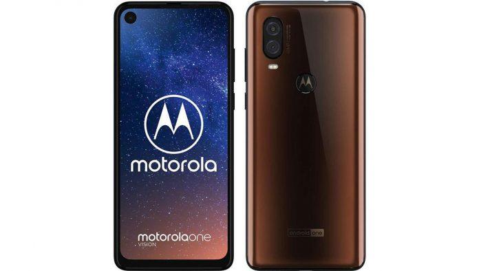 Motorola One Vision 128 GB