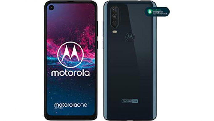 Motorola One Vision Plus 128 GB