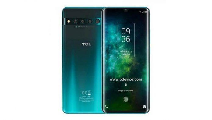 Tcl 10 Plus 128 GB