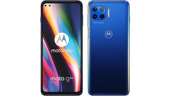 Motorola Moto G 5G Plus 128 GB