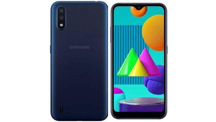 Samsung Galaxy M01 32 GB
