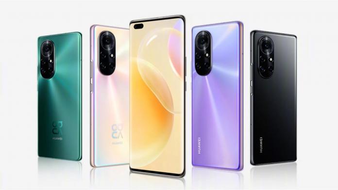 Huawei nova 8 Pro 5G 256 GB
