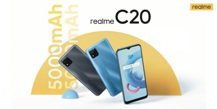 Realme C20 32 GB