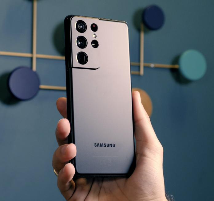 Samsung Galaxy S21 Ultra 5G 512 GB