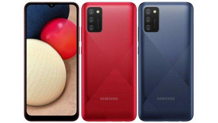 Samsung Galaxy A02 32 GB