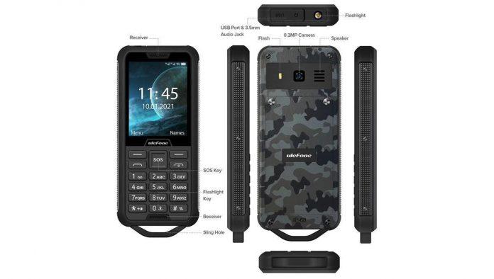 Ulefone Armor Mini 2 32 MB