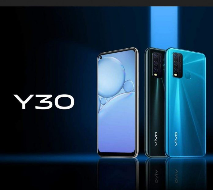 Vivo Y30 Standard 128 GB
