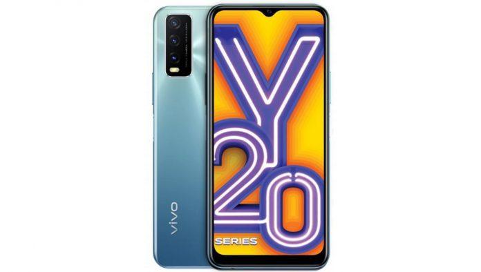 Vivo Y20G 128 GB